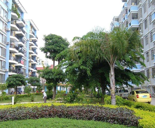潍坊市北海花园小区