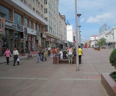 潍坊五道庙商业步行街