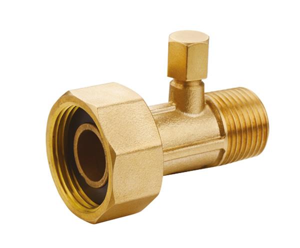 黄铜测压燃气表接头