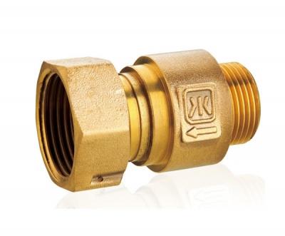 黄铜表前控制阀