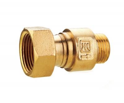 黄铜表后控制阀