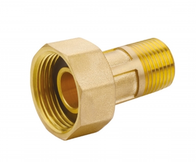黄铜燃气表接头