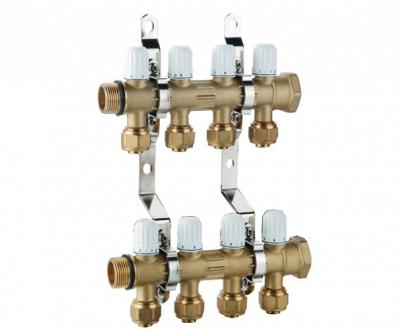 一体式手动调节型分集水器