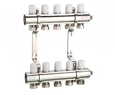型材式调节型分集水器