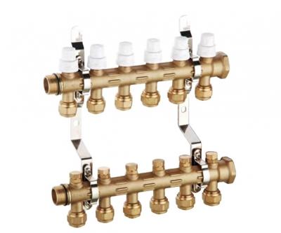 一体式调节分集水器(手自两用)