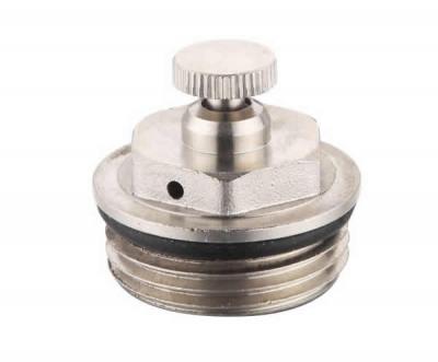 手动排气堵头(型材式分集水器选用)